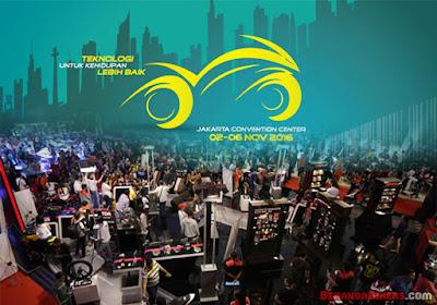 Indonesia Motorcycle Show 2016 akan segera digelar!