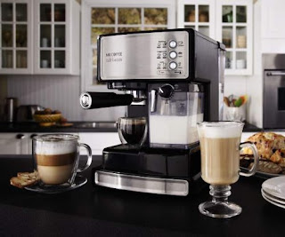 mr. coffee cafe barista review, best espresso maker under 200