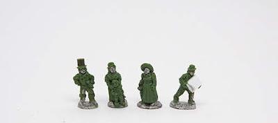 Civilians x 4: