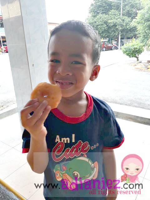 Saya Suka Donut