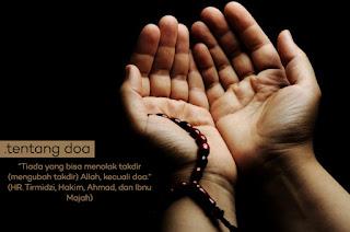 berdoa yang ajaib