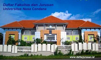 Daftar Fakultas dan Jurusan UNDANA Universitas Nusa Cendana