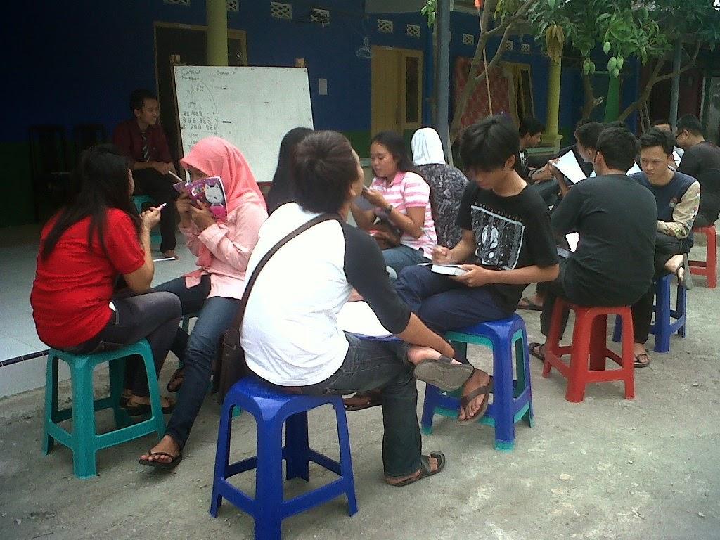 Belajar Bahasa Inggris di VOC Kampung Inggris Pare Kediri