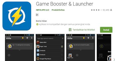aplikasi yang membantu game kamu tidak crash