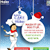 Back My Cake #Contest Win Exciting Gift Hamper from Haier