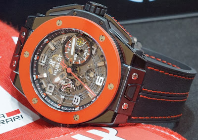 Hublot Big Bang Ferrari Hong Kong watch replica
