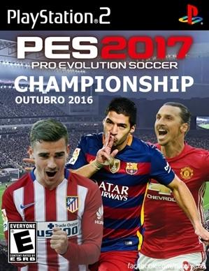 PES CHAMPIONSHIP 2017
