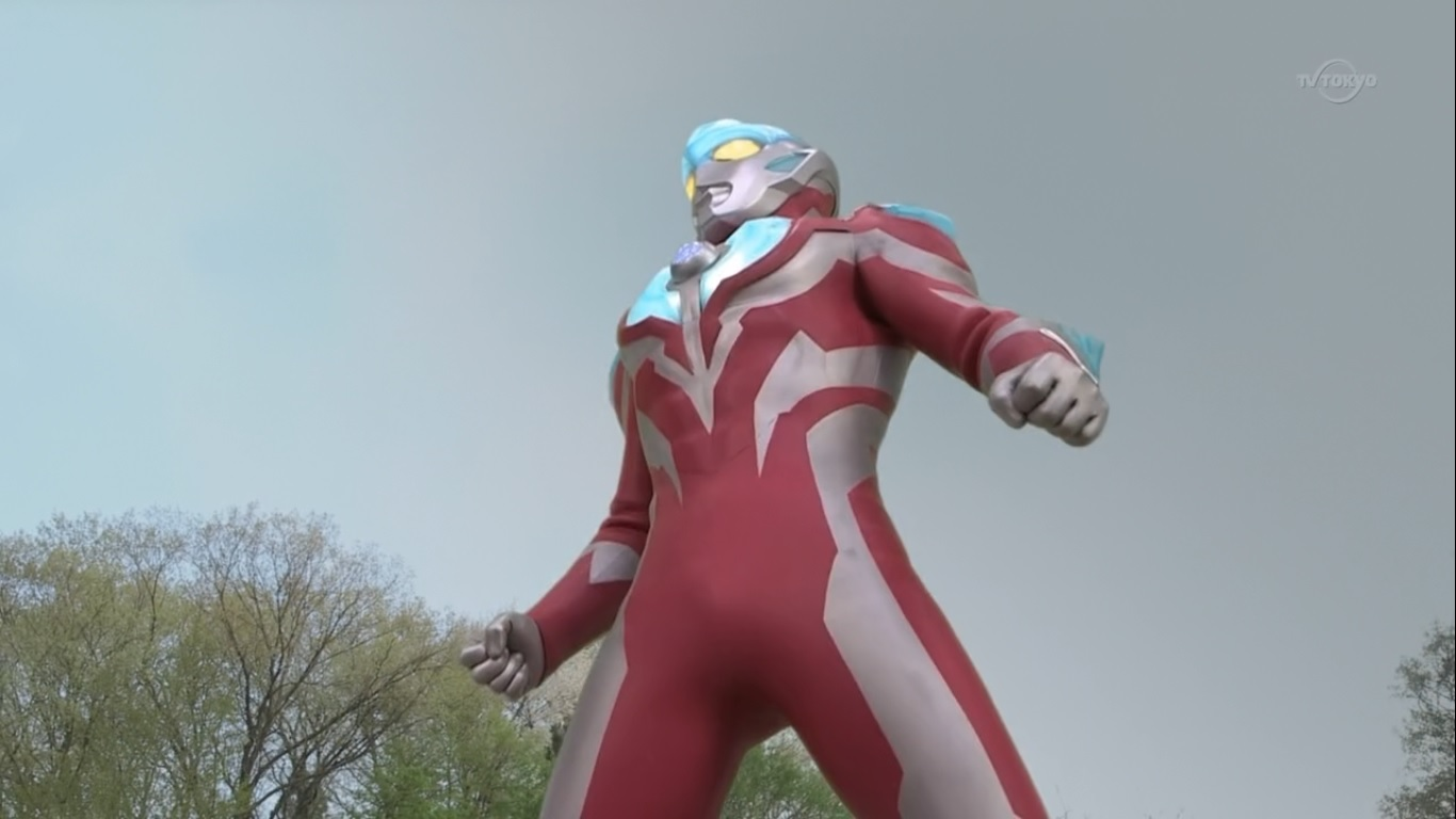 My Shiny Toy Robots First Impressions Ultraman Ginga