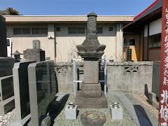 北条氏康夫人の墓