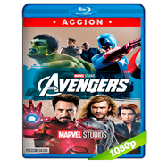 The Avengers: Los Vengadores (2012) BDRip 1080p Audio Dual Latino-Ingles