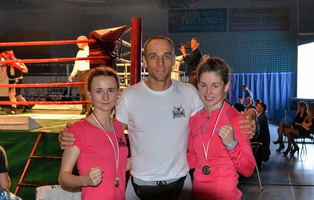 2017, Adriana Marczewska, AZS, boks, boks olimpijski, Kinga Szlachcic, Paulina Leśniak, PZB, Trzcianka, Uniwersytet Zielonogórski