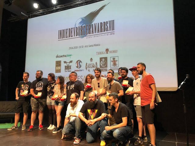 indie burguer awards