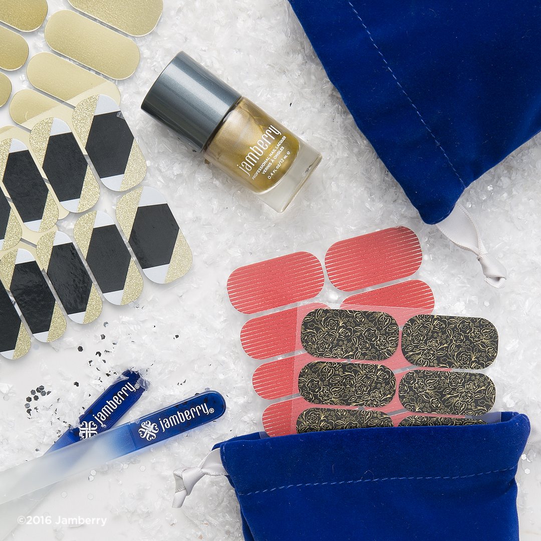 Jamberry Holiday Gift Set All I Want Is You