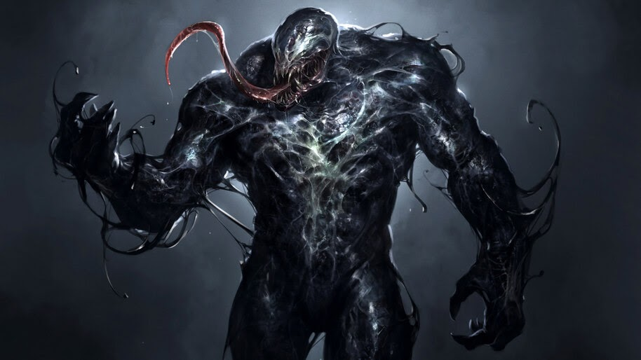 Venom, Marvel, Anti-Hero, 4K, #6.1182