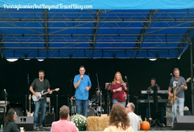 11th Annual Wildwoods Seafood and Music Festival - SassFaction Band