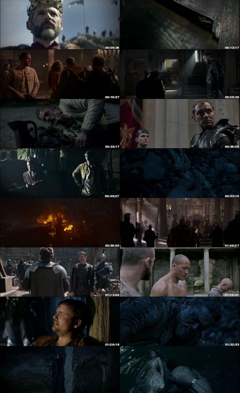 King Arthur Legend of the Sword 2017 Eng