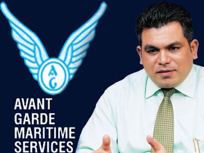 Chairman of Avant Garde Nissanka Senadhipathi