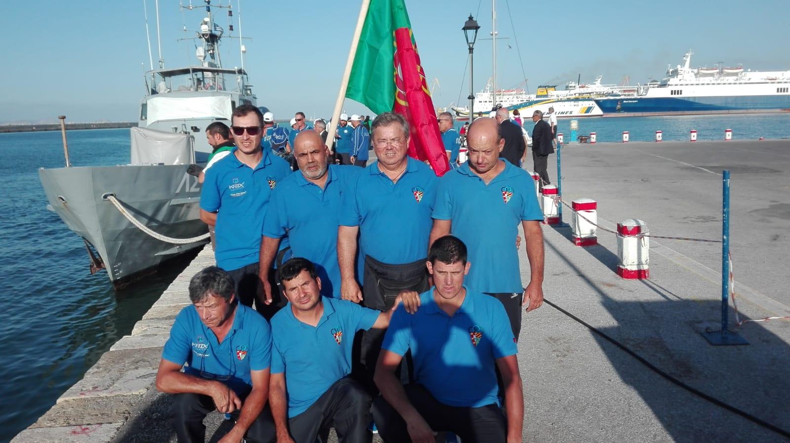 Classificação Final do Campeonato Europeu de Pesca à Bóia-Mar