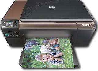HP Photosmart C4795 Driver Free Download