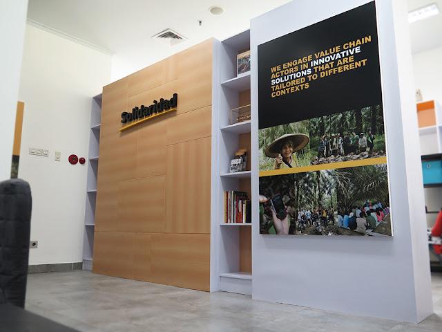 Desain Interior Kantor Solidaridad Officekontraktor pameran design