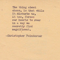 Chaos by Christopher Poindexter