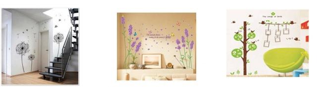 Dekorasi Rumah: Wallpaper Cantik dan Murah