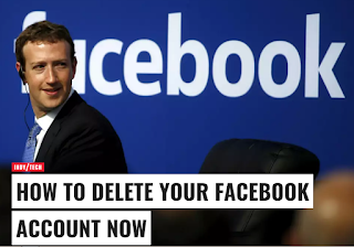 How To Deactivate Ur Fb Account