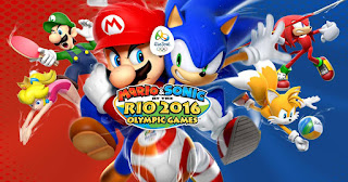 Free Download MARIO & SONIC at the RIO 2016 Olympics Games CIA