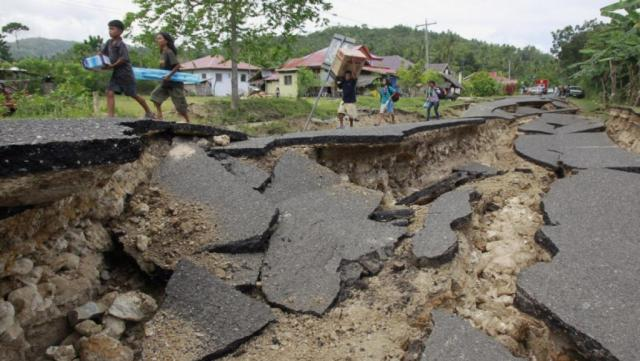 Scientists: 'The Big One' Is Coming As FOUR Major Earthquakes Strike Asia In 48 Hours