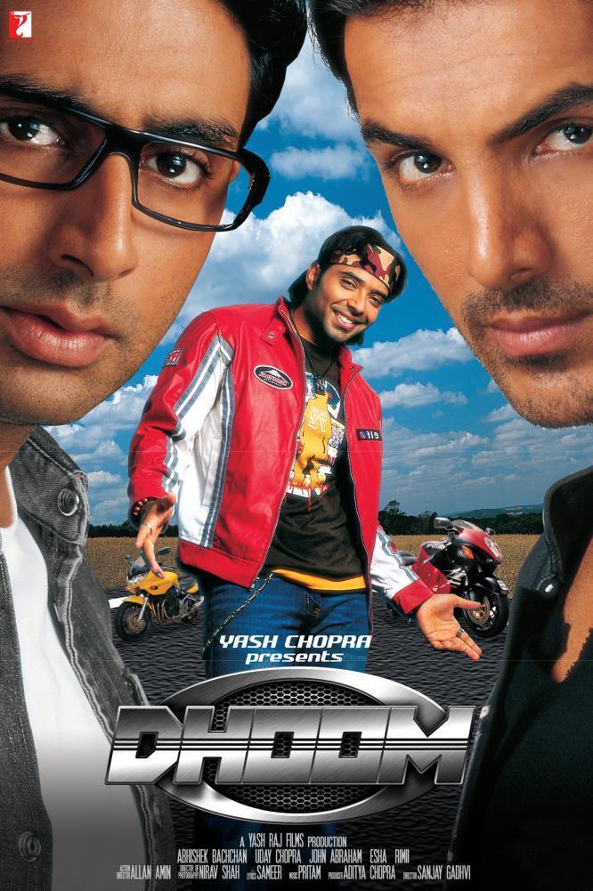 Dhoom 1 (2004) บิดท้านรก