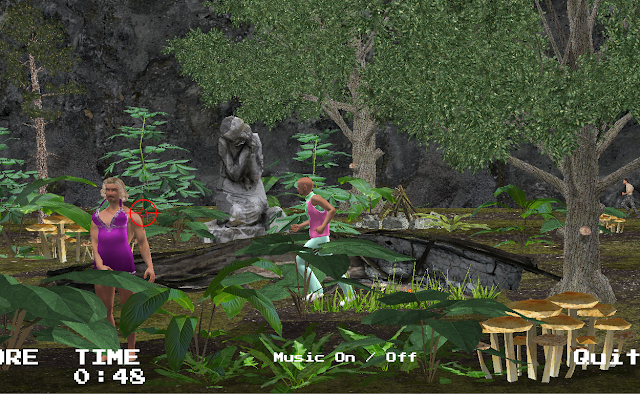 Kill The Faggot screenshot gameplay warehouse picture image Skaldic Games