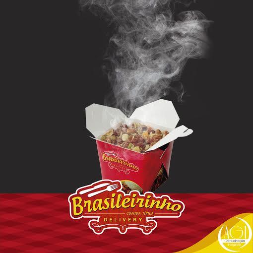 651bff2ac0f0b Trata-se do Brasileirinho Delivery, restaurante de comida típica brasileira  com um diferencial  servida em Box, ...