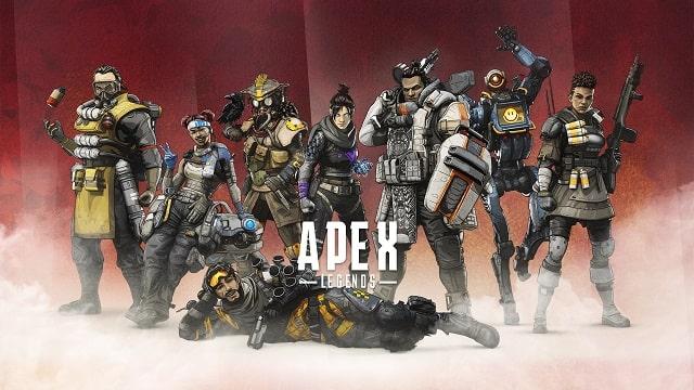 صور وخلفيات لعبة أبيكس لجند Apex Legend