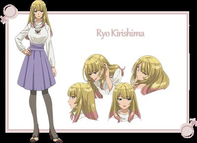 """Primer vídeo promocional de la adaptación anime del manga Yuri """"Skirt no Naka wa Kedamono Deshita"""" de Hanamaluo"""