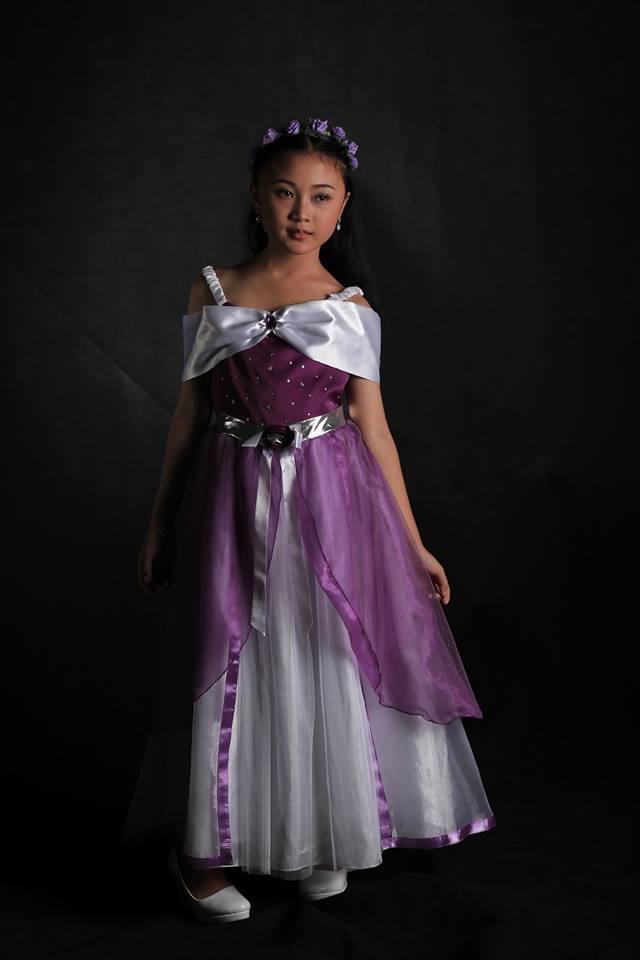 Baju Pesta Anak Model Princess Meraih Juara - CintaKidsFashion