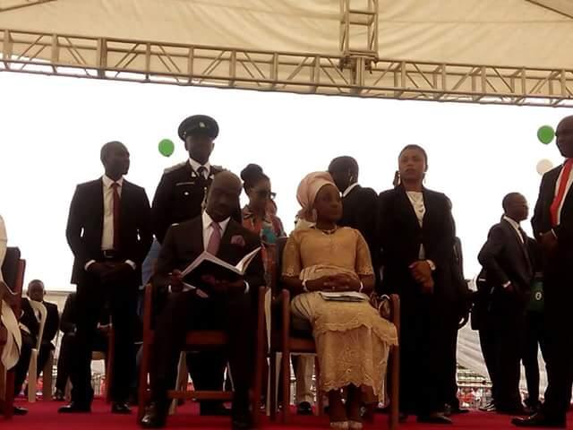 Obaseki & Shaibu Sworn-In As Governor & Deputy Governor Of Edo Respectively