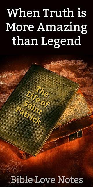 St. Patrick - Better than the Legends