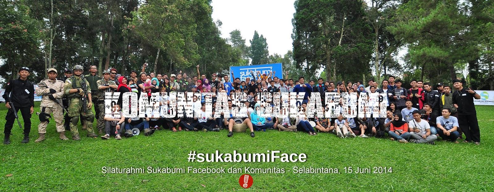 AWAS ! Gerombolan Komunitas Bersarang di Sukabumi