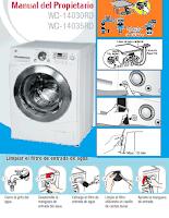Como arreglar el Error IE en lavadora LG