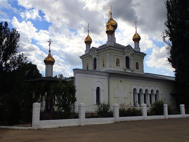 Cerkiewka w Odessie