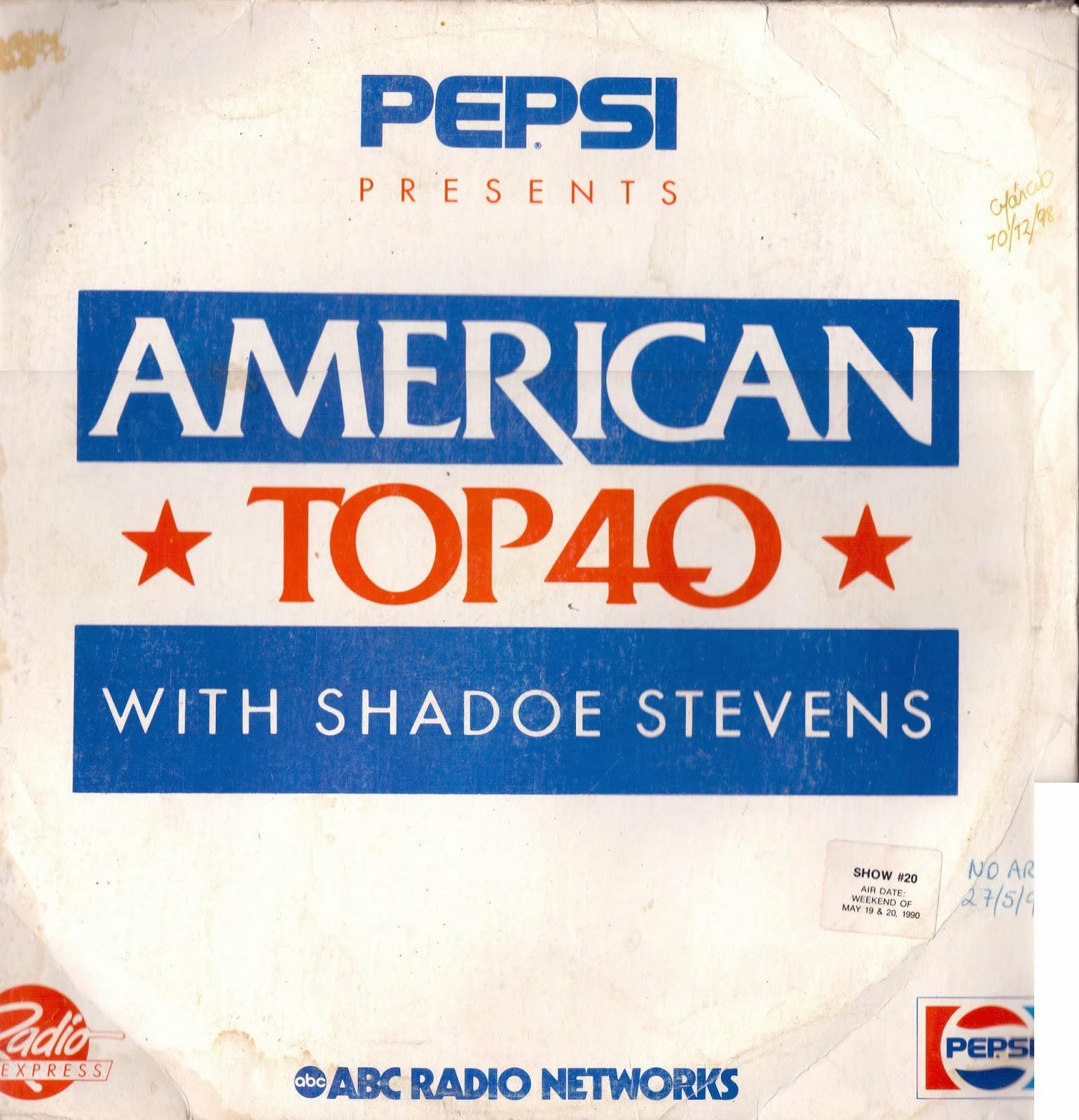 DISCO GIRLS FLASH BACK American Top 40 With Shadoe Stevens