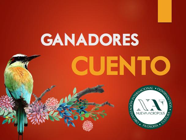 Ganadores Cuento Certamen de Literatura Nueva Acrópolis Santa Ana, El Salvador