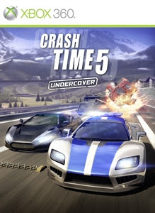 Crash Time 5 Undercover (X-BOX36) 2012