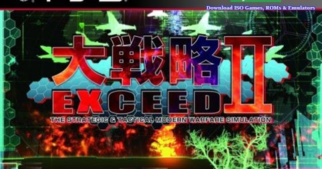 daisenryaku exceed ii