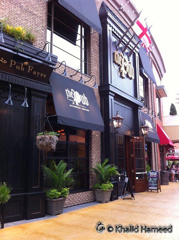 The Pub At International Plaza Tampa Fl