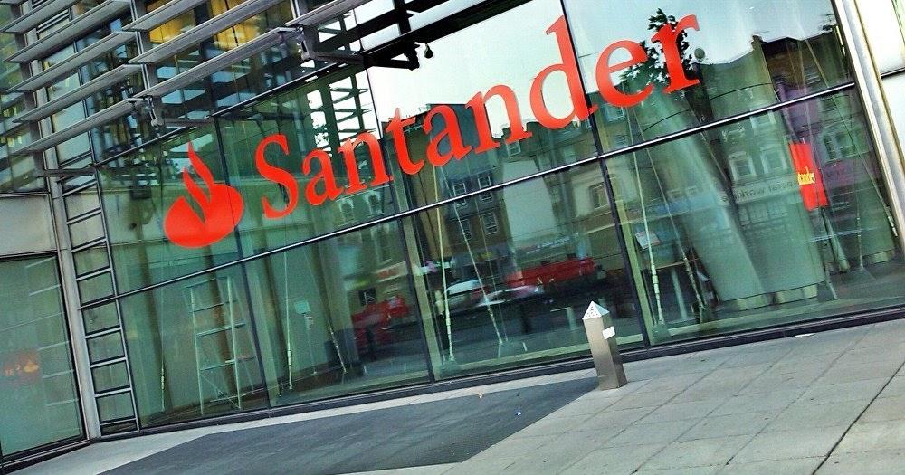 Conspiraciones y noticias actuales banco santander for Oficinas banco santander en barcelona
