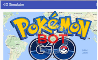 Go Bot For Pokemon Go Terbaru Go Simulator Apk