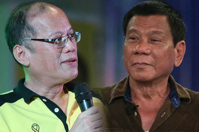 2s0TrQQ Noynoy Aquino opposed the policies of president duterte and plan to organize another EDSA PEOPLE POWER?