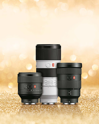 Sony launches G Master Brand of professional full-frame lenses in India