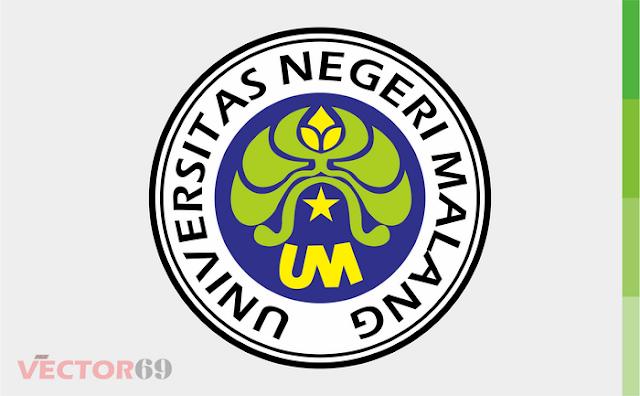 Logo UM (Universitas Negeri Malang) - Download Vector File CDR (CorelDraw)
